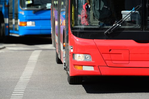 Pedestrian Bus Safety Application Evaluation